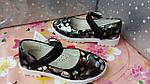 Стильные туфли для девочки, размер 29,30 маломерки, фото 2