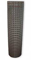 Сетка сварная штукатурная не оцинкованная 1,0 25х25 1х30 м