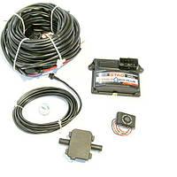 Электроника STAG- 4 Q-BOX Plus, 4 цил., разъем типа Valtek, без ТДР, LED 401