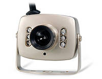 Мини камера видеонаблюдения цветная CCTV 208