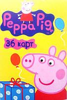 """Карты игральные детские """"Peppa Pig"""", фото 1"""