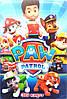 """Карты игральные детские мультики """"Paw Patrol"""""""