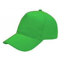 Кепка CoFEE PROMO-4055, зеленая, от 10 шт