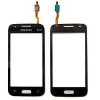 Сенсор Samsung G313F Galaxy Ace 4 Duos (Сірий) Original