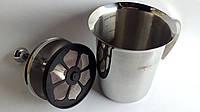 Вспениватель молока Barton Steel BS-1002 0.8л