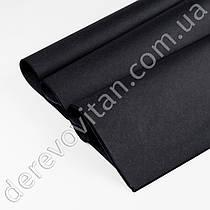 Бумага тишью, черная, 50 на 75 см, 10 листов
