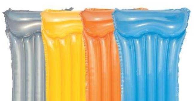 Матрац надувной Bestway 44013 с подголовником, 183-76 см, 4 цвета, - Модный Магазин в Хмельницком