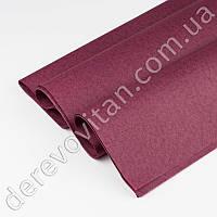 Бумага тишью, цвет марсала, 50 на 75 см