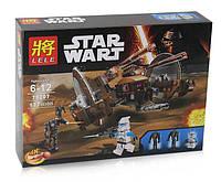 Конструктор STAR WARS 79207 (Звездные войны) Дроид Огненный град 177 дет, фото 1