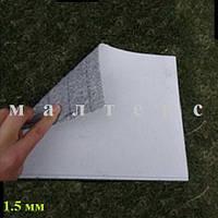 Стелечный материал РК дуплекс (штробельная стелька) 1.5 мм х 1.4 м х 50 м рулон