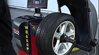 Балансировочный станок для грузового шиномонтажа M&B WB 680P