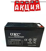 Аккумулятор 12V 9A UKC. АКЦИЯ