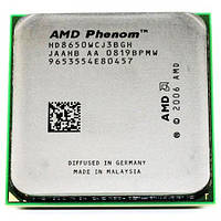 Процессор AMD Phenom X3 8650, 3 ядра 2.3ГГц, AM2+