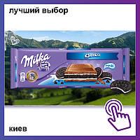 Шоколад Milka Big Oreo Милка Орео