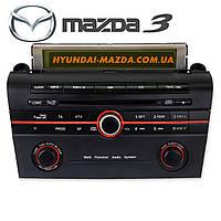 Оригинальная автомагнитола (б/у) Mazda 3 BK