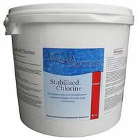 Шок-хлор, быстрорастворимый (в гранулах) 5кг
