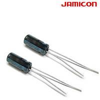 100mkf - 16v (105°C)   Электролит TK 5*11JAMICON