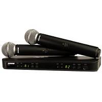 Профессиональная радио система с двумя без проводными микрофонами и гарнитурой DM UKC-688 Распродажа