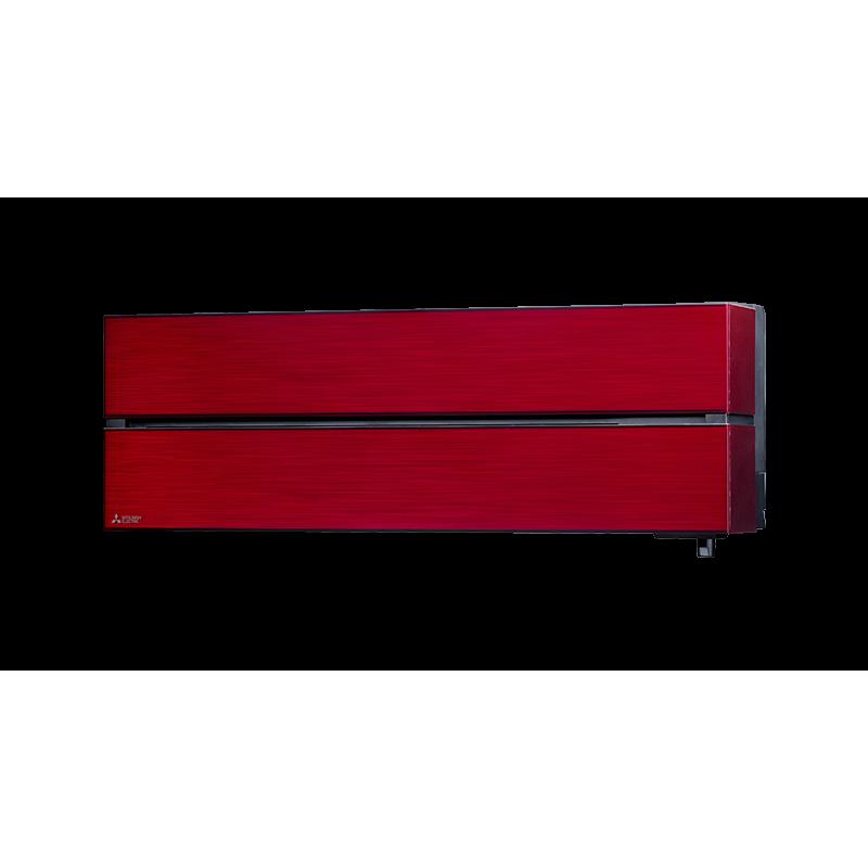 Кондиционер настенный Mitsubishi Electric MSZ-LN25VGR-E1/MUZ-LN25VG-E1 рубиново-красный