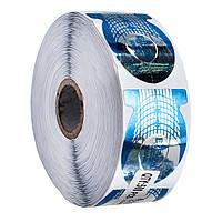 Форма для наращивания EzFLow синие 500 штук