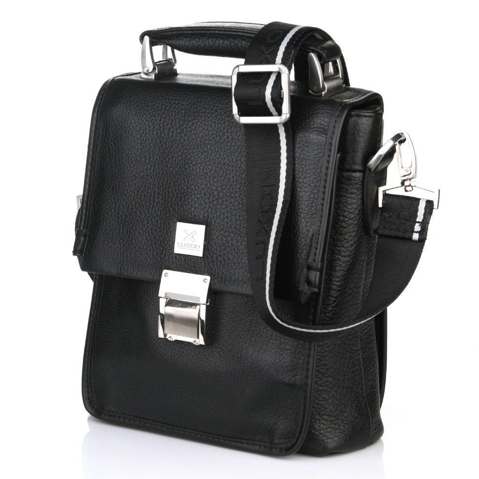 Классическая мужская сумка Luxon 65125-1
