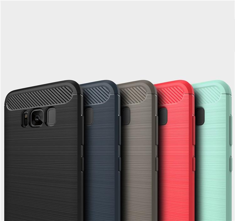 """Samsung G950F S8 противоударный чехол оригинальный бампер панель накладка для телефона """"RUGGED ARM """""""