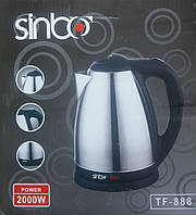 Чайник нержавейка Sinbo tf 888