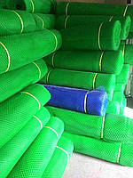 Пластиковые сетки и декоративные заборы 1,5 м ( ячейка 20х20 )