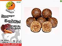 Бойлы пылящие Печень-Специи 16мм 250 гр