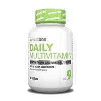 Мультивитаминный комплекс Daily Multivitamin 90 tabs Nutricore