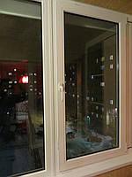 Металлопластиковое окно KBE