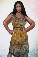 """Платье Индия """"сафари"""" (выбор цвета)"""