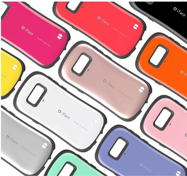 """Samsung G950F S8 противоударный чехол оригинальный бампер панель накладка для телефона """"iFACE original"""""""