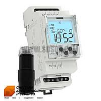 Сумеречный контактор SOU-2/230 + СЕНСОР АС 230 V (ELKO EP)