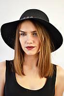 Шляпа Липари черная