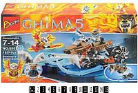Конструктор CHIMA-5 98073 р.27х4,5х16,8 см