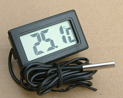 Термометр цифровой Т-5070 (батарейное питание LR44, 1,5V) 2 метра