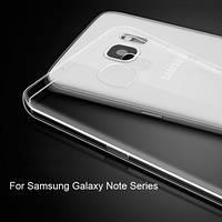 Ультратонкий силиконовый чехол 0,3 мм для Samsung Galaxy Note 5