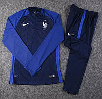"""Костюм тренировочный сборной """"Франции"""" Nike France 2016-18"""