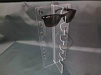 Акриловая подставка на 6 пар очков, фото 1