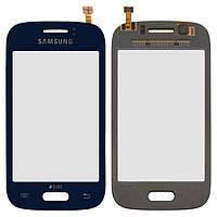 Сенсор Samsung S6310/S6312 (Синій) Original