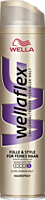 Лак для волос  Wellaflex Haarspray Fülle & Style 250 мл