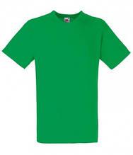 Футболка бавовняна - 61-066-47 яскраво-зелена