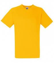 Футболка бавовняна - 61-066-34 жовта