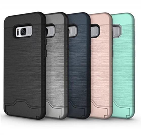 """Samsung G950F S8 противоударный чехол оригинальный бампер панель накладка для телефона """"CREDIT ARMOR"""""""