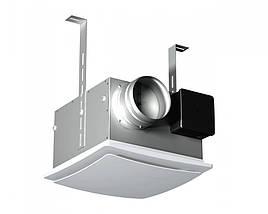 Центробежный потолочный вентилятор ВЕНТС ВП 125 К, VENTS ВП 125 К