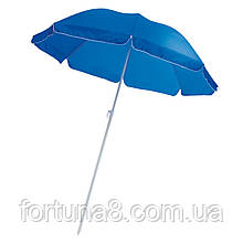 Зонт торговый пляжный с клапаном 2,2м