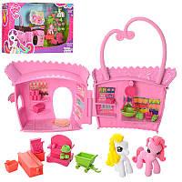 Игровой набор домик «My little pony» 737