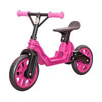 Детский беговел - байк 503 Орион, ярко-розовый