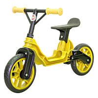 Детский беговел - байк 503 Орион, лимонный
